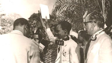 1961 Last Tanganyika Governor Farewell Party