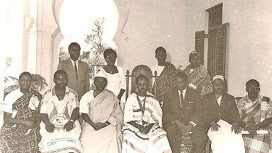 1961 Ministers of Tanganyika Independence