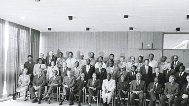 The 1979 Commonwealth Heads of Government Meeting, Lusaka, Zambia