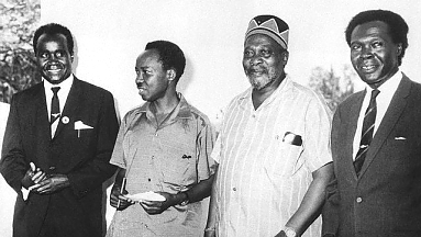 African Leaders in in Nairobi, 1964