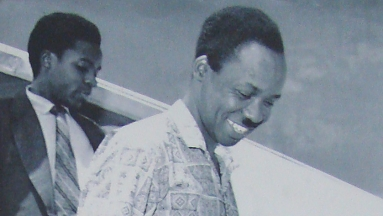 Nyerere from UNO on independence