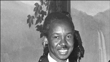 J.K. Nyerere in Oslo, during a trip to the Scandinavia in 1963