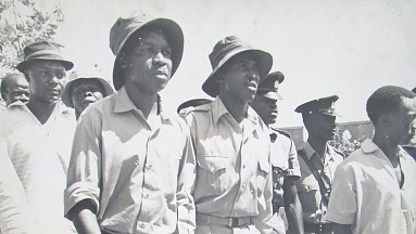 Nyerere on Arusha declaration match 1967